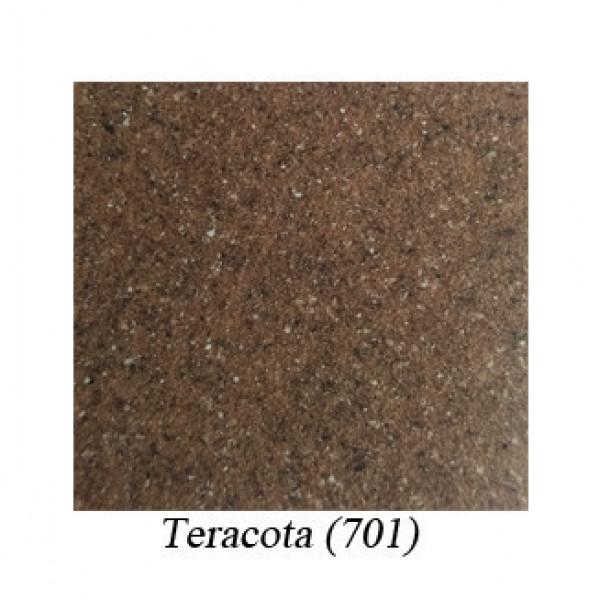 Кухонная мойка гранитная Galati Jorum 78D Teracota (701) 3346