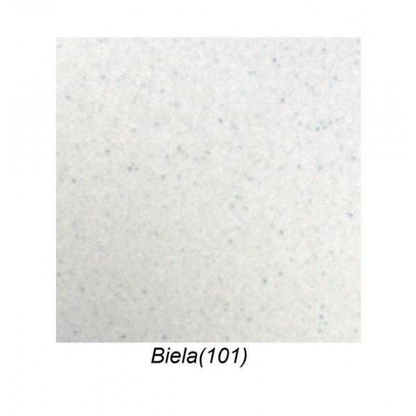 Кухонная мойка гранитная Galati Jorum 98B Biela (101) 8470