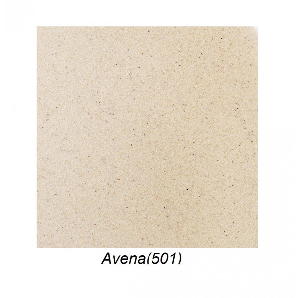 Кухонная мойка гранитная Galati Quadro Avena (501) 8680