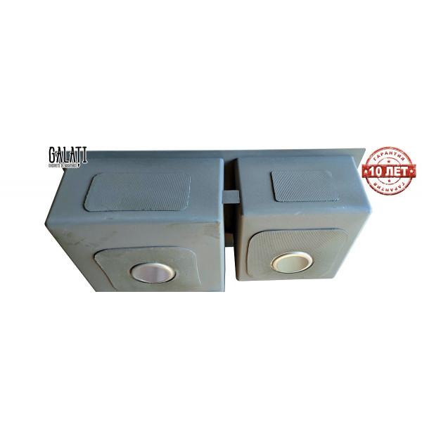 Кухонная мойка стальная GALATI HAND MADE Arta U-750 нержавеющая сталь
