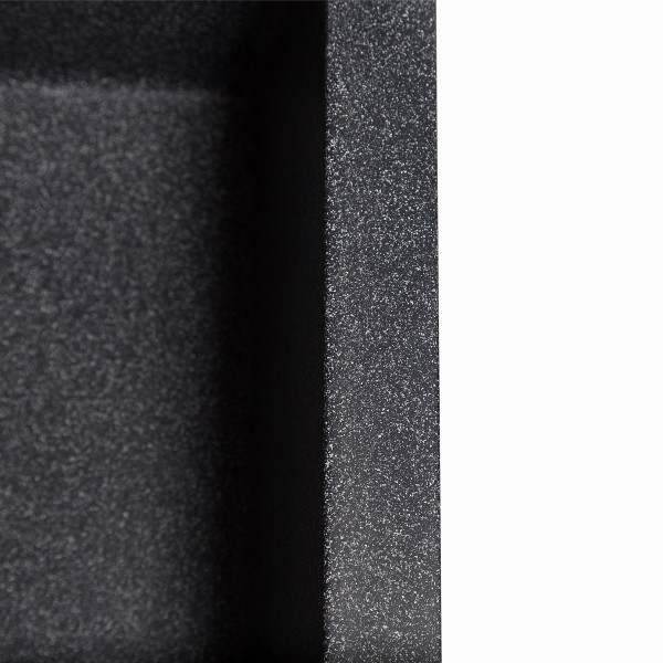 Кухонная мойка гранитная Galati Quadro Grafit (201) 8681