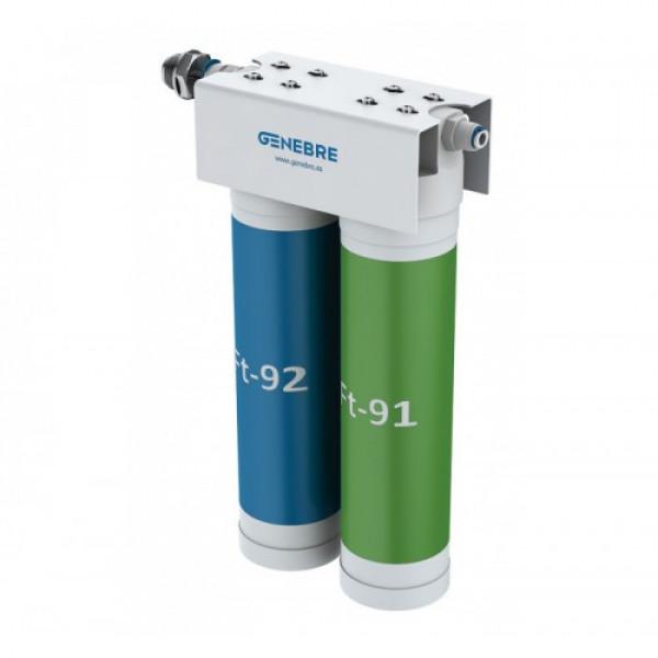 Двухступенчатый фильтр-комплект (FT01)