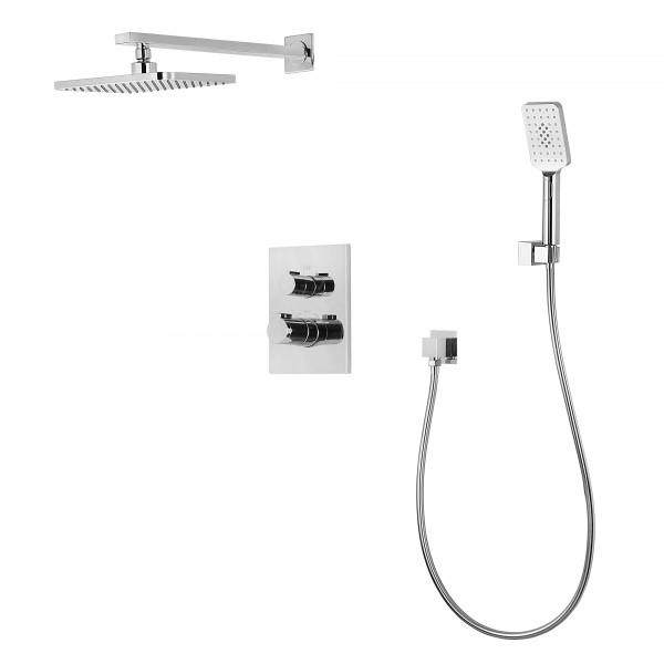 Душевая система с термостатом Imprese Centrum VR-50400