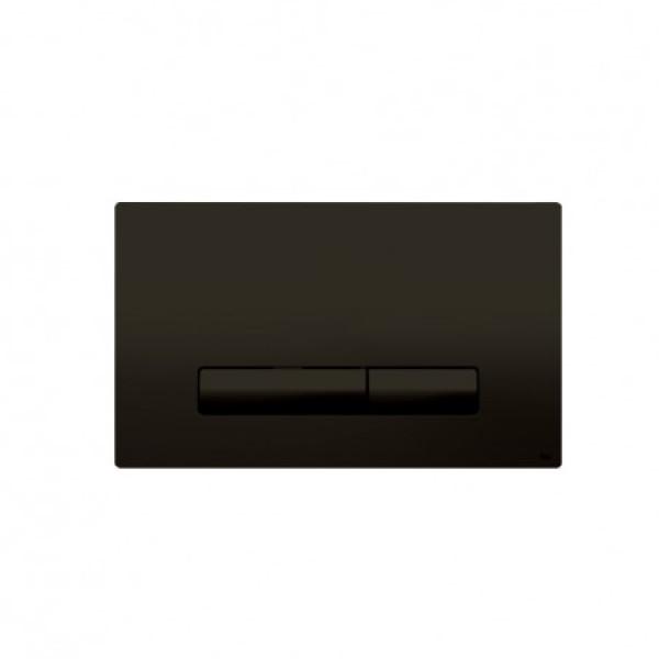 Смывная клавиша IMPRESE Oli Glam OLIpure 139181 черная