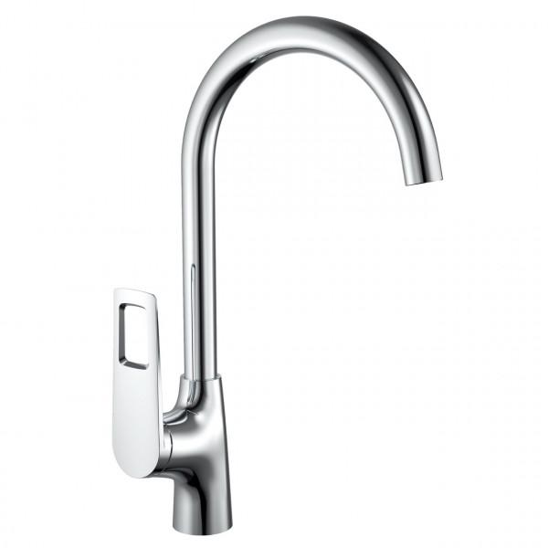 Набор смесителей для ванны и кухни 4 в 1 Imprese Lany KIT30045