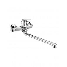 Смеситель для ванны с длинным изливом Imprese Krinice 35110