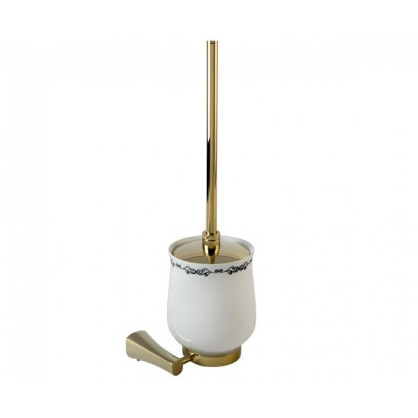 Туалетный ершик Imprese Cuthna 150280 ZLATO