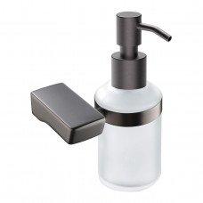 Настенный дозатор для мыла, черн.никель Imprese Grafiky ZMK041807310
