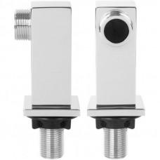 Колена для смесителя для ванны Invena Merida LA-46-K01