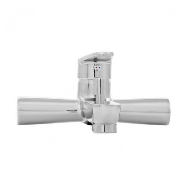 Смеситель для ванны Invena Rotonda BW-73-001