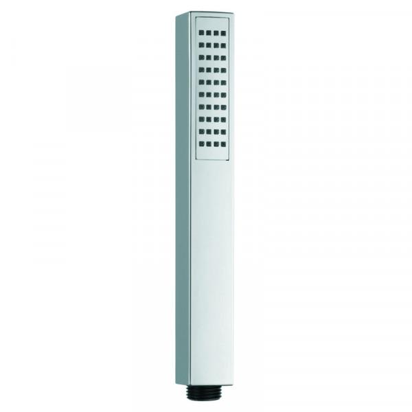 Ручной душ прямоугольний 1 режим Jaquar HSH-CHR-35537