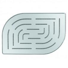 Верхний душ 200х300 мм Jaquar Maze OHS-CHR-85859M