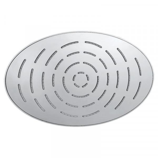 Верхний душ овальный 340х220 мм на 2 положения Jaquar Maze OHS-CHR-1635