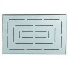 Верхний душ прямоугольный 190х295 мм Jaquar Maze OHS-1637