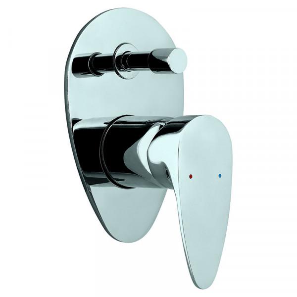 Внешняя часть смесителя для ванны Jaquar Vignette Prime VGP-CHR-81065K