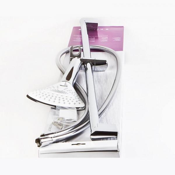 Душевой гарнитур 3S со штангой длина 900 мм Kludi Fizz 677400500