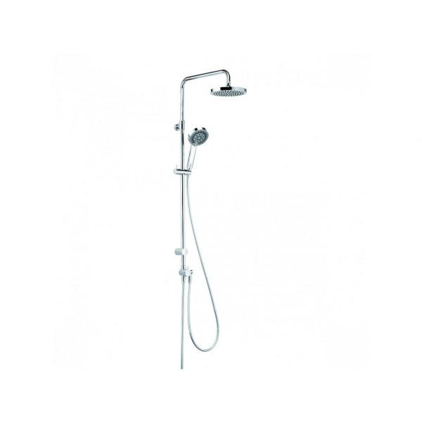 Душевой гарнитур с верхним душем Kludi A-QA DUAL SHOWER SYSTEM 660910500
