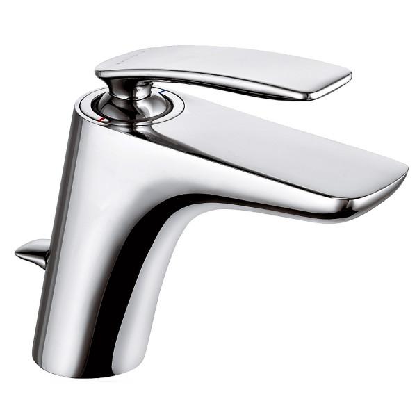 Смеситель для раковины с донным клапаном Kludi Balance 520230575