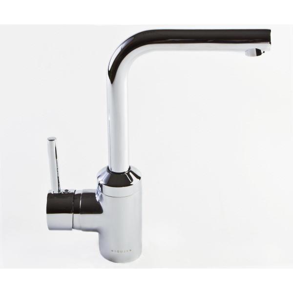 Смеситель для раковины с донным клапаном Kludi Bozz 382940576