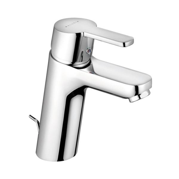 Смеситель для раковины с донным клапаном Kludi Logo Neo Xl 372900575