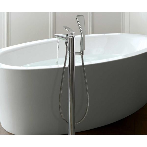 Смеситель напольный для ванны Kludi Balance 525900575