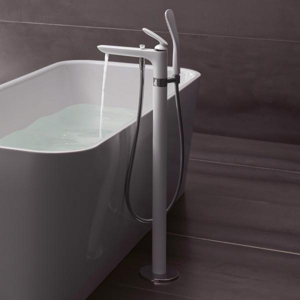 Смеситель напольный для ванны Kludi Balance 525909175