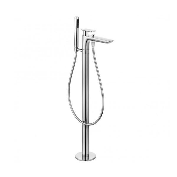 Смеситель напольный для ванны Kludi E2 495900575