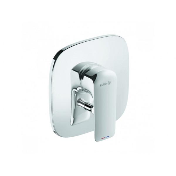 Внешняя часть смесителя для ванны скрытого монтажа Kludi Ameo 416500575