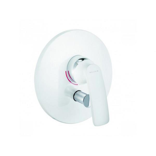 Внешняя часть смесителя для ванны скрытого монтажа Kludi Balance 526509175