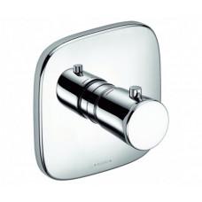 Внешняя часть термостата для ванны скрытого монтажа Kludi Ambienta 537290575