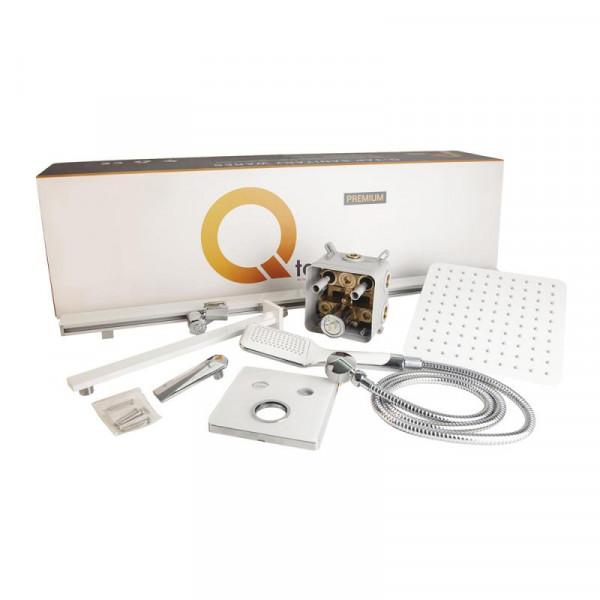 Душевая система скрытого монтажа Qtap Inspai-Varius CRM V20250102