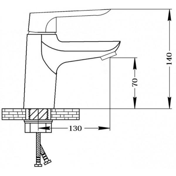 Душевой набор Touch-Z Rimax Set 35-111