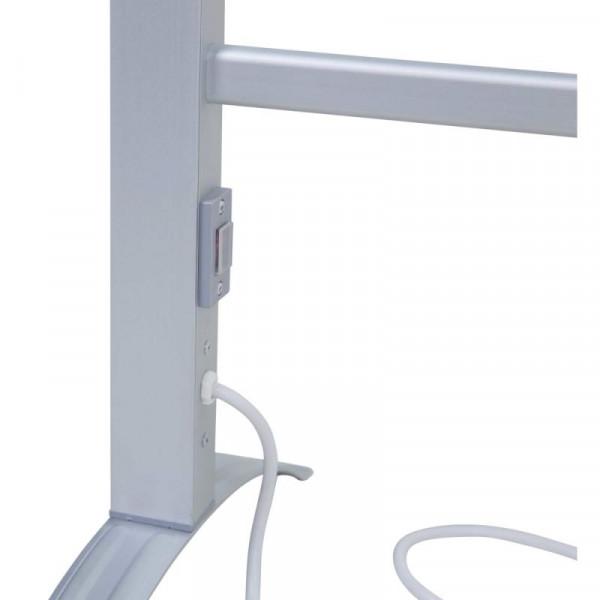 Электрическийполотенцесушитель Qtap Arvin32706 SIL