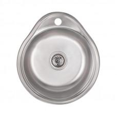Кухонная мойка 4843 Satin (0,6 мм)