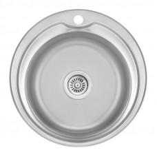 Кухонная мойка 510-D Decor (0,8 мм)