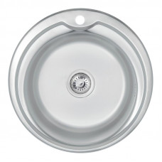 Кухонная мойка 510-D Satin (0,8 мм)