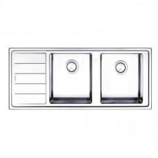 Кухонная мойка Apell Linear Plus Polish LNP1162FLBC