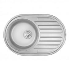 Кухонная мойка Cosh 7108 Satin (COSH7108S08)