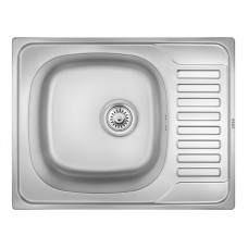 Кухонная мойка Cosh 7202 Decor (COSH7202D08)