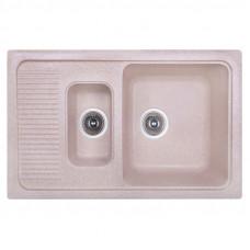 Кухонная мойка Cosh 7749 kolor 806 с доп чашей (COSH7749K806)