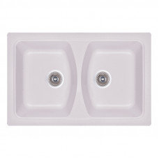 Кухонная мойка двойная Fosto7950kolor 203 (FOS7950SGA203)