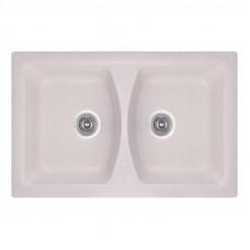 Кухонная мойка двойная Fosto7950kolor 800 (FOS7950SGA800)