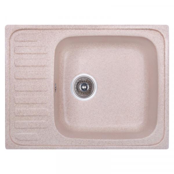 Кухонная мойка Fosto6449kolor 806 (FOS6449SGA806)