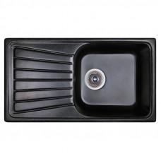 Кухонная мойка Fosto8146kolor 420 (FOS8146SGA420)