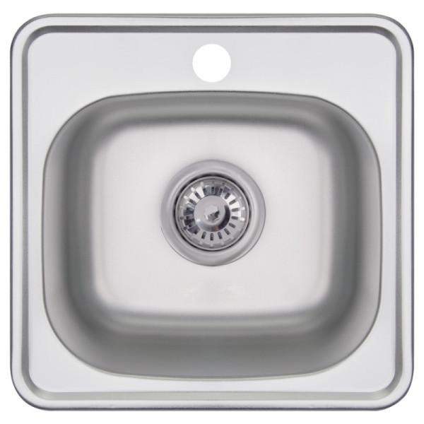 Кухонная мойка Imperial 3838 Decor (IMP383806DEC)