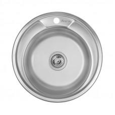 Кухонная мойка Imperial 490-A Satin (IMP490ASAT)