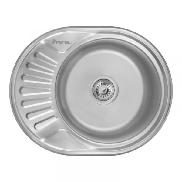 Кухонная мойка Imperial 5745 Decor (IMP604406DEC160)