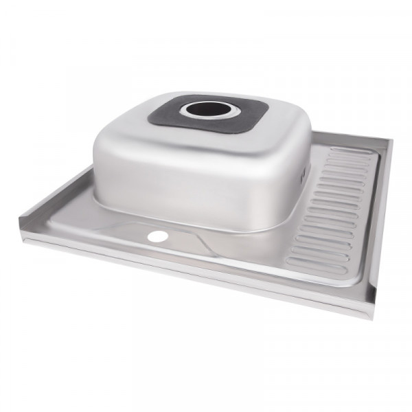 Кухонная мойка Imperial 6060-L Polish (IMP6060L06POL)