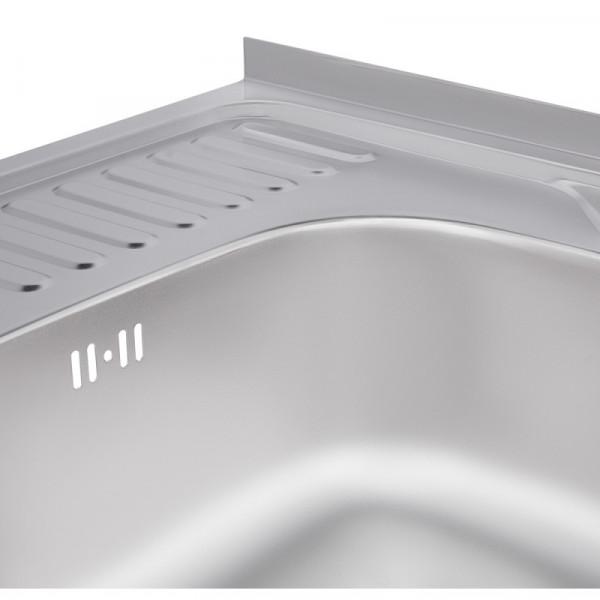 Кухонная мойка Imperial 6060-R Satin (IMP6060RSAT)