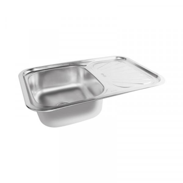 Кухонная мойка Imperial 7549-D Satin (IMPHQTF02SAT)